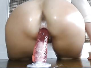 Spontaneous orgasm on cocaine - Dildo sex creamy orgasm on webcam
