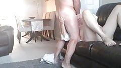 Papi y esposa tener sexo en cam