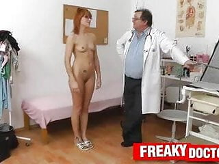 Marcella bell anal Gyno patient lucy bell anal plug treatment