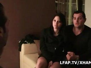 Angilena jolie sex tape no membership Jeune et jolie libertine francaise se tape deux mecs