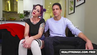 RealityKings - Mikes Apartment - Kevin Coto Lilyna Red - Har