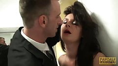 PASCALSSUBSLUTS - Sophie Garcia Anal Fucked By Pascal White