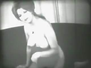 Erotic french film - Vintage playgirl 1960s french film
