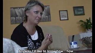Sometimes, Money Talks #5 (48 y.o. Granny GILF)