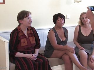 Granny tits cunt fuck 3 grannies and mature cunts fucked by 1 lucky guy