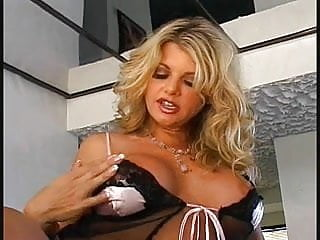 Boob mature sexy - Sexy blonde shows perfect feet boobs