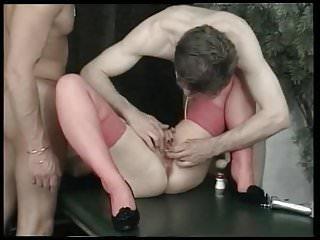 Uniary catheter fetish Retro catheter pee