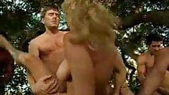 Outdoor Country Gangbang M27