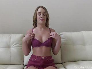 Spanking before fucking video Daisy stone masturbates herself before mr producers fucks he