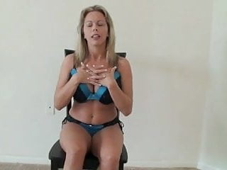 Instructional video fucking - Milf with big tits virtual pov fuck instructions
