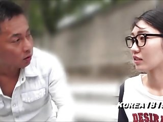 Korean porn gallery Korean porn girl in glasses in japan fucked