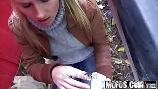 Mofos - Public Pick Ups - Zuzana - The Direct Approach