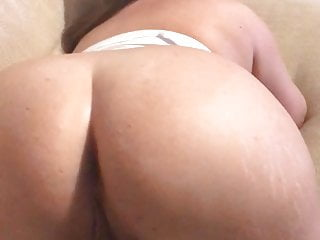 Bent Over Ass And Pussy