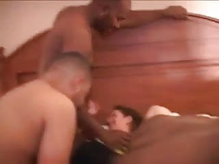 After april porn April squirting bbc creampie gangbang