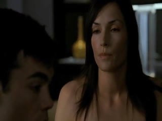 Famke janssen boobs - Famke janssen - nip tuck