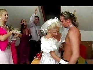 Wedding sex fucking Wedding party