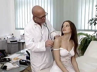 Doctor patient bondage German doctor fucks his patient