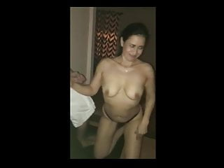 Mature slut sucks - Slut sucks strangers in front of her husband