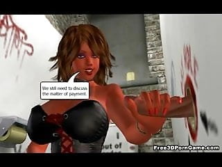 Spunk toons 2009 jelsoft enterprises ltd 3d toon whore in a bathroom runs a glory hole