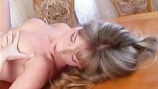 Marina Masturbates with fingers 4