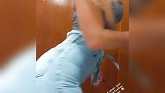 Agustina Belen Ruetti (Argentinian whore shaking her ass)