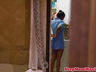 Stepmom lesbian videos free Busty stepmom doggystyled while eating pussy