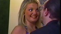 EDPOWERS - Krysti Lynn fed spunk after vigorous banging