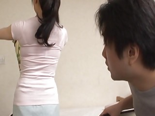 Japanese son nother sex Mother and son bath sex