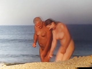 Tumblr candid nudes Candid 09 - nice tits, nude beach couple - w slow mo