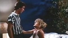 Ginger Lynn Allen, Tom Byron in young horny couple in a