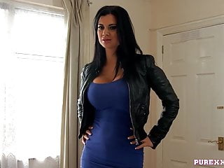 Brunette perfect xxx Pure xxx films housewife jasmine jae cheats on her husband