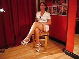 Margie milf Mistress margi is spanking nurse