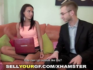 Teen for cash sex movies - Sell your gf - punished with sex-for-cash