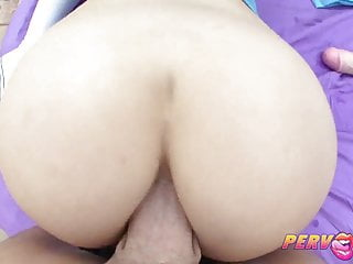 Outrageous facial blowjob - Pervcity outrageous anal threesome
