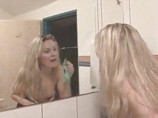 Tschechische Blondine Milf Casting