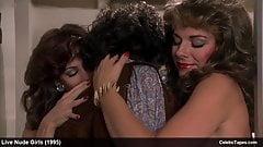 Cynthia Stevenson, Dana Delany & Kim Cattrall nude sex video