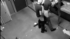 Horny Boys at Work