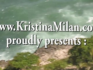 Kristina rihanoff tits Kristina milan webcam livechat show