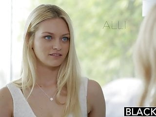 Kinder bbs tgp Blacked blonde bffs cadence lux and alli rae share a huge bb