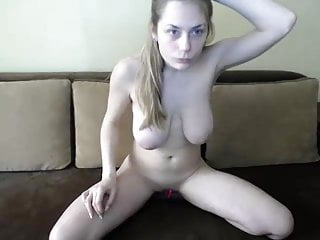 Young blonde boobs Young blonde girl with big boobs