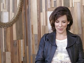 Melissa wheat sexy photoshoot Evangeline lilly sexy photoshoot chat hd