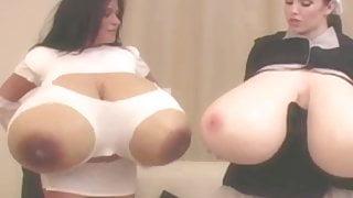 Vanessa and Holly Maid