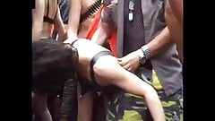 Teen Slut Public Festival Humping