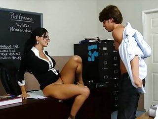 Sexy teacher shock video 2 - Ava addams sexy teacher
