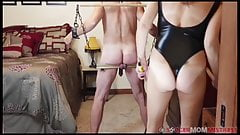 Bad Girl MILF Ballbusting Compilation