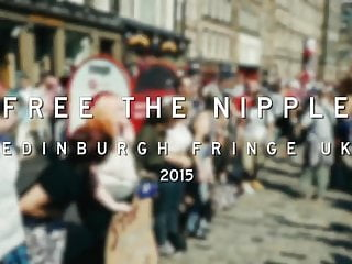 Free colony nudist pictures - Free the nipple activists in edinburgh, 2015
