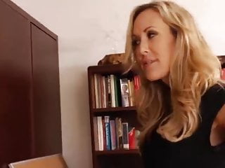 Free milf teacher tubes Gorgeous blonde milf teacher shows tight body
