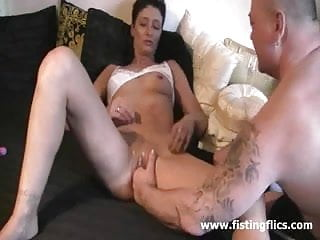 Fisting flics clips Monster pussy fisting orgasms