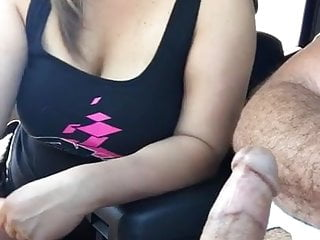 She likes to eat pussy - She likes to eat cum