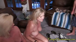 Let Mommy Show You How to Eat PUSSY
